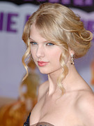 Taylor Swift Art - Taylor Swift by RedCarpet PhotoArchives