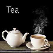 Concept Photos - Tea Concept by Colin and Linda McKie