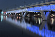 Tam Ryan - Tempe Light Rail Bridge