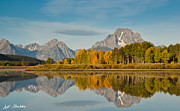 Jeff Goulden - Tetons and Fall Colors...