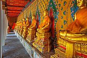 Budhism Prints - Thailand Print by David Davis