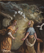 Dan Hammer - The Annunciation