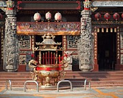 Yali Shi - The Bao An Temple in...