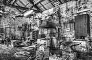 Steve Purnell - The Blacksmith Shop