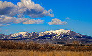Emmett Photography Posters - The Butte Poster by Robert Bales