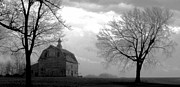 Nebraska. Metal Prints - The Calm Before the Storm Metal Print by Christine Belt