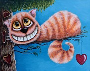 Lucia Stewart - The Cheshire Cat