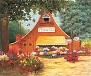 Jeanene Stein - The Country Flower Market