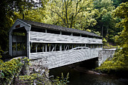 Bill Cannon - The Covered Bridge at...
