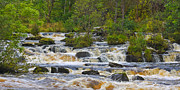 Jane McIlroy - The Falls of Dochart - Scotland