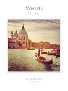 Famous Photographers Originals - The Grand Canal by Massimo Conti