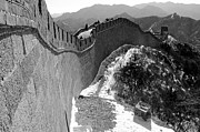 Great Wall Photos - The Great Wall of China by Sebastian Musial