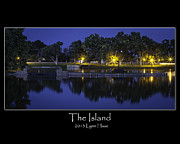 Sterling Art - The Island by Lynn Hase