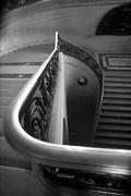 Harold E McCray - The Louvre Staircase