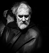 John Adams Photo Prints - The Mad Monk Print by John Adams
