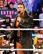 Wrestling Photos - The Miz