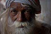 Pallab Banerjee - The old man color version