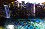 Hamilton Pool Photos - The Pool by Rob Weisenbaugh