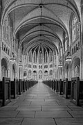 Clergy Photo Metal Prints - The Riverside Church Metal Print by Susan Candelario