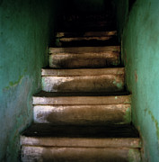 The Stairway Print by Shaun Higson