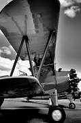 Stearman Framed Prints - The Stearman Framed Print by David Patterson