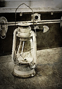 Pioneertown Digital Art - The Traveling Lantern by Patricia Knight