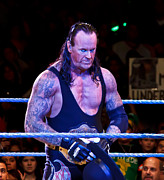 Wrestling Photos - The Undertaker