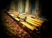 Michael L Kimble - Tipp City Benches