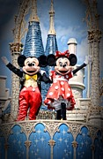 Mickey Photos - Togetherness by Arnie Goldstein
