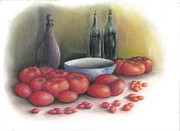 Jim  Romeo  - Tomatoes and Vino
