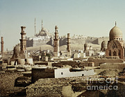 Getty Research Institute - Tombs Of The Mamelukes Cairo Egypt