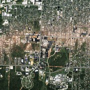 Science Photo Library - Tornado damage, Joplin,...