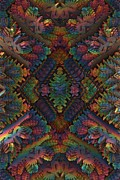 Polychromatic Prints - Totem Print by Lyle Hatch