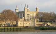 Tower Of London Photos - Tower of London by Jack Schultz