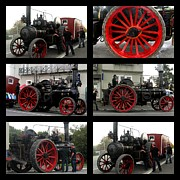 Joyce Woodhouse - Traction Engine