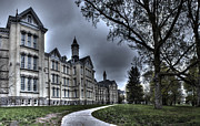 Traverse City Prints - Traverse City State Mental Hospital Print by Twenty Two North Photography