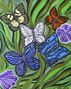 Alexa Hudson - Tropical Butterfly...