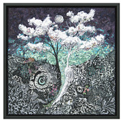 Roots Tapestries - Textiles - Trust by Lorraine Roy