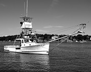 Garrison Cove Photos - Tuna Boat by Donnie Freeman