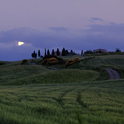 Farmhouse Photos - Tuscany - Val dOrcia by Joana Kruse
