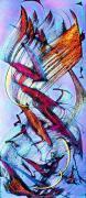 Twilight Print by Asha Carolyn Young