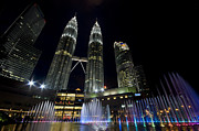 Dray Van Beeck - Twin towers Petronas...
