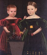 Artist Unknown - Two Children Torrey...
