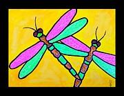 Jim Harris - Two Dragonflies