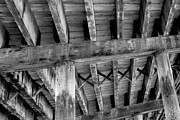 Ruston Way Prints - Under the Boardwalk Print by Matthew Ahola