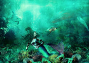 Angelgold Art - Under The Sea