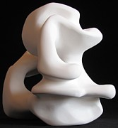 Featured Sculpture Prints - Untitled Print by Michelle L Bolin