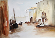 Gianni Raineri Prints - Venice Print by Gianni Raineri