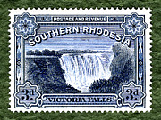 Victoria Mixed Media - Victoria Falls - 3d ED by Outpost Imagery