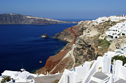David Birchall - View From Oia